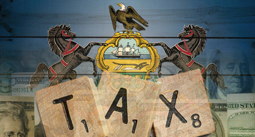 Pennsylvania gambling bill puts the gross in gross revenue tax