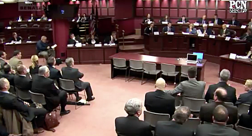 Parx Casino's opposition looms large in Pennsylvania online gambling hearing
