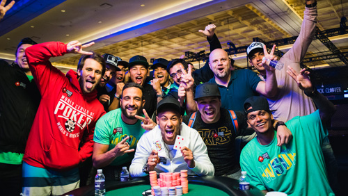 Pokerstars player joins star-studded Neymar Jr charity poker home game taking place today