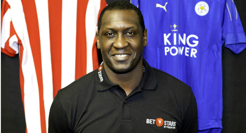 BetStars turn to former Leicester legend to star in latest Big Call ad