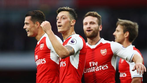 EPL week 33 review: Arsenal beat Boro at the Riverside