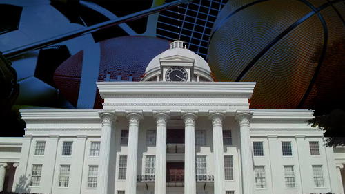 Fantasy sports bill sails through Alabama House in a narrow vote