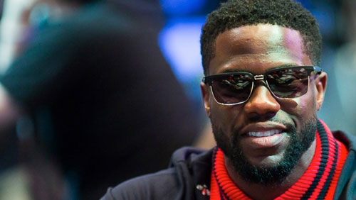 Kevin Hart forms alliance with PokerStars to make poker fun again