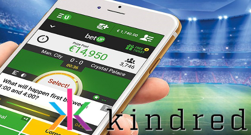 Mobile accounts for 73% of Kindred Group's Q1 revenue