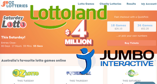 Lottoland rumored buyer of Jumbo Interactive stake