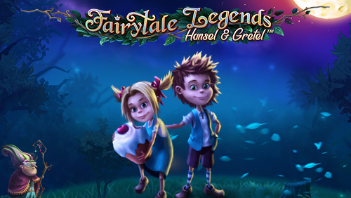 NetEnt opens new chapter in Fairytale Legends series with launch of Hansel and Gretel