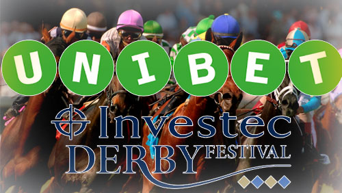 Unibet unveiled as official betting partner for the Investec Derby Festival