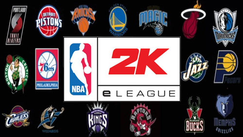 17 of the 30 NBA teams commit to NBA 2K eLeague project