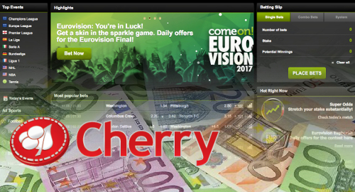 "Cherry's acquisitions cover ""the entire value chain in gaming"""