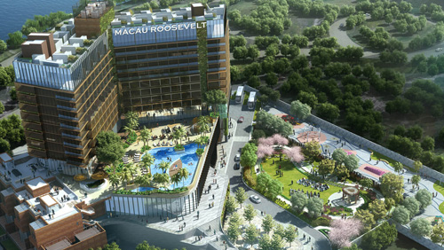 Cotai's soon-to-open Macau Roosevelt hotel to host satellite casino