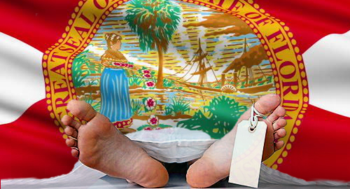 """Florida gambling legislation hopes """"dead"""" for another year"""