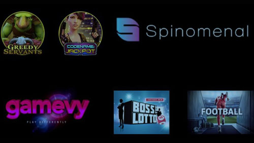 Gamevy and Spinomenal announce a partnership to add more fun to i-‐gaming