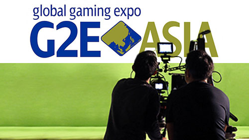 Media Invitation: Global Gaming Expo Asia (G2E Asia) 2017 @ Venetian Macao