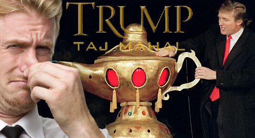 Hard Rock Int'l to spend $500m ridding Taj Mahal of Trump taint