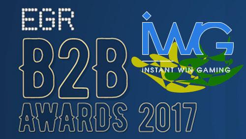 IWG receives debut nomination at prestigious EGR B2B Awards 2017