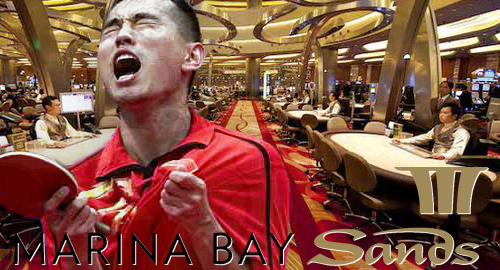 Marina Bay Sands sues Olympic gold medalist for gambling debt