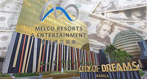 Melco Resorts & Entertainment's earnings debut a winner