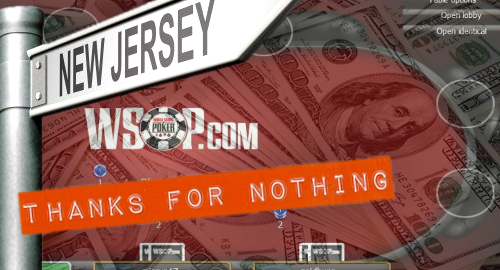 New Jersey online gambling up double-digits, no thanks to poker
