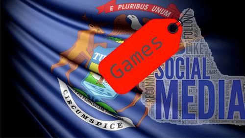 Social media game is not gambling, new Michigan law says