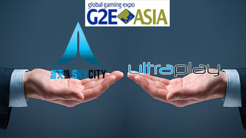 UltraPlay and Sky City to present innovative gaming concepts at G2E Asia