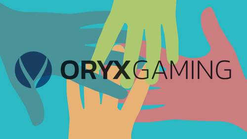 2by2 pairs up with ORYX Gaming