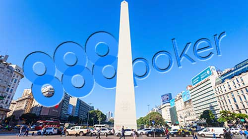888Poker to sponsor WSOPC beginning with first-ever stop in Argentina