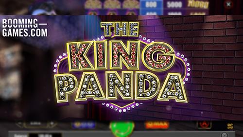 Booming Games – The King Panda