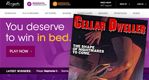 Borgata new cellar-dweller on New Jersey online gambling chart
