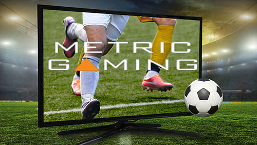 Eurobet launches Metric Gaming Super Live Soccer