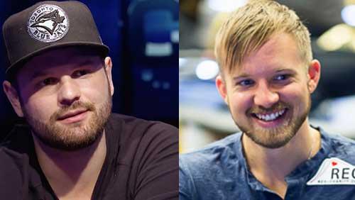 Griffin Benger & Martin Jacobson join 888Poker 8-Team promo