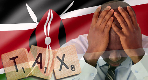 Kenya's president signs new 35% gambling tax rate into law
