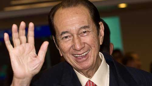 Macau's gambling king Stanley Ho steps down from Shun Tak Holdings