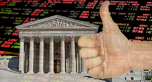 Supreme Court to consider New Jersey's sports betting legal quest