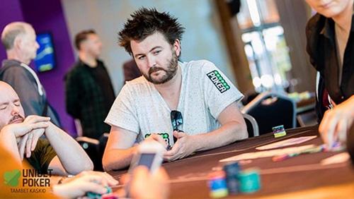 Poker routines episode #1 Unibet Open ambassador Dave Lappin