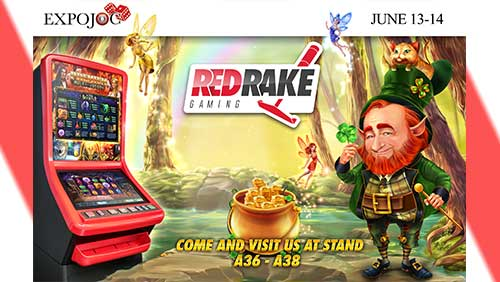 Red Rake Gaming will attend EXPOJOC and will be exhibiting their newest games