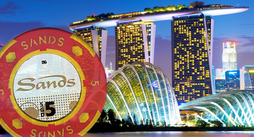Marina Bay Sands counterfeit chip scammer jailed for seven years