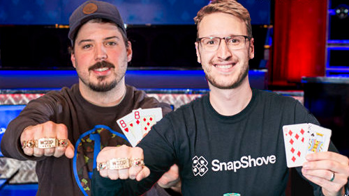 WSOP Review: Max Silver wins UK's fourth bracelet; Bolek wins the Bounty