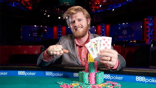 WSOP Review: Nathan Gamble wins a bracelet; Hellmuth seeking #15