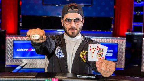 WSOP Review: Russia earns a third bracelet; Sweden picks up their first