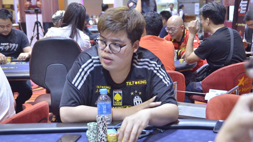 Alan King Lun Lau in charge of Day 1B Main Event; Kenji Haida triumphs the NLH 1Day #2