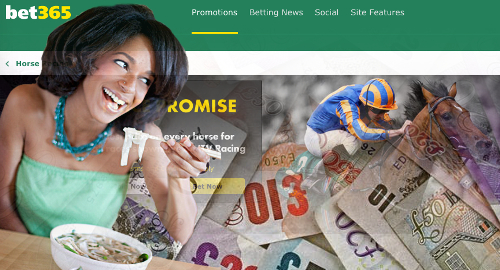 Mysteriously flush student sues Bet365 for £1m in unpaid winnings