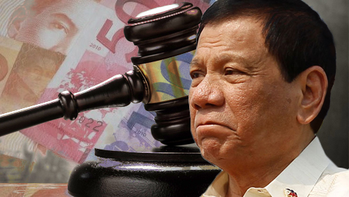 Duterte to sweep dirty casino cash with new Anti-Money Laundering Law