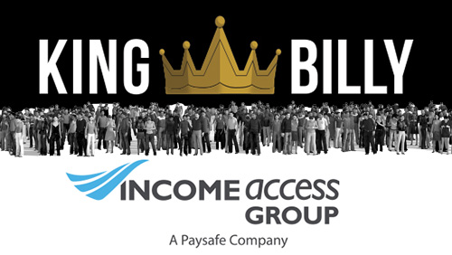 King Billy Casino launches affiliate programme with Paysafe's Income Access