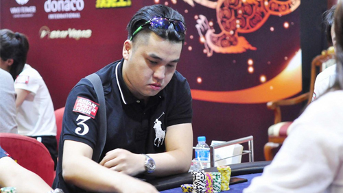 Late game surge sends Choong Kian Weng to the top of Day 1A; Norbert Koh wins the NLH 1Day