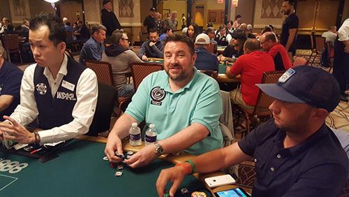 Poker routines episode #7: Jeff Kimber