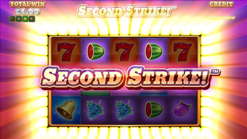 Second Strike hits UK retail in Quickspin shop debut
