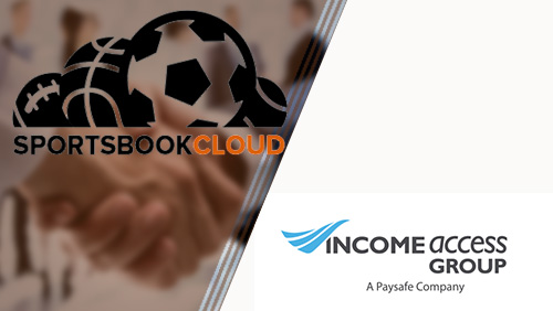 SportsbookCloud partners with Paysafe's Income Access