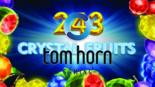 Tom Horn present fruit machine classic with a 243 twist