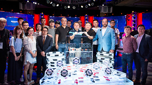 WSOP to host bracelet & ring events in China with Tencent deal