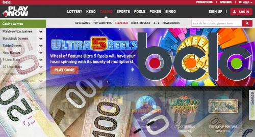 BCLC's online gambling site posts double-digit revenue growth